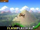 Игра Сумасшедшая гонка орков онлайн