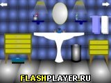 Игра Побег из голубой ванной комнаты онлайн