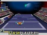 Игра Межгалактический теннис онлайн