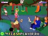 Игра Голый парк онлайн