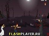 Игра Поцелуй зомби онлайн