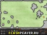 Игра Военная зона - защита башни онлайн