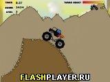 Игра Большой грузовик онлайн