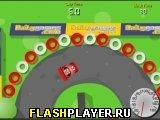 Игра Гонки на картах онлайн