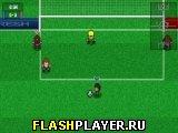 Игра Футбол мальчиков с девочками онлайн
