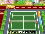 Игра Крутой теннис онлайн