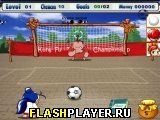Игра Футбольный про онлайн