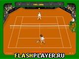 Игра Ас в теннисе онлайн