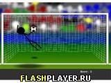 Игра Мастерство пенальти онлайн