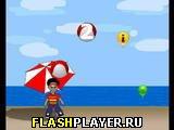 Игра Прыгающий супер мешок онлайн