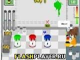 Игра Фабрика красок онлайн