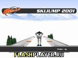 Игра Прыжки на лыжах 2001 онлайн