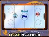 Игра 2Д Аэрохоккей онлайн