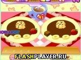 Игра Счастливые блины онлайн