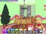 Игра Новогодняя столовая онлайн