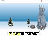 Игра Yetisports – Броски пингвинами онлайн
