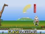 Игра Yetisports 5 – Катание на фламинго онлайн