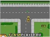 Игра Школа вождения такси онлайн