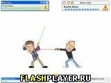Игра Гейтс против Джобса онлайн