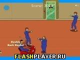 Игра Атака зомбированных людей онлайн