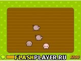 Игра Напористые поросята онлайн