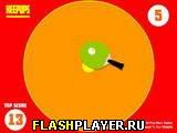 Игра Набивание мячика онлайн