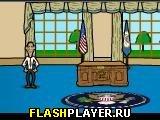 Игра Обама против пришельцев онлайн