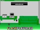 Игра Побег из зелёной комнаты онлайн
