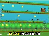 Игра Прыгай за монетками 3Д онлайн