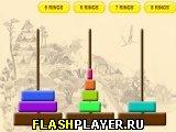 Игра Башни Ханоя онлайн