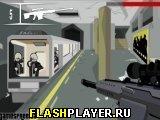 Игра Подстрели стикмена – Конец тишине онлайн