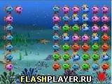 Игра Рыбацкие пузырьки онлайн