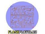 Игра Круглый лабиринт онлайн