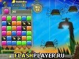 Игра Лейтенант Флай против пауков онлайн