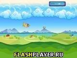Игра Летающая курица онлайн