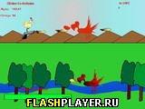 Игра Цыпленок - убийца онлайн
