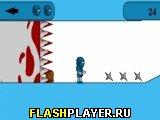 Игра Ледяной ниндзя онлайн
