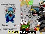 Игра Одень мёртвую куклу «Герой» онлайн