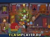 Игра Каспер приходит на рождество онлайн