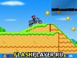 Игра Супер Марио мотогонщик онлайн