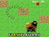 Игра Яблочная змея онлайн