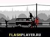 Игра Скорая помощь для зомби онлайн