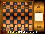 Игра Хэллоуинские шахматы онлайн