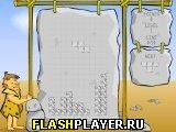 Игра Доисторический тетрис онлайн