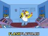 Игра Работа Симпсона онлайн