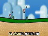 Игра Супер Марио – Защита замка онлайн