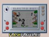 Игра Electro Boy - Ну, погоди! онлайн