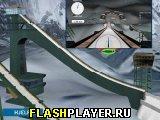 Игра NK Спорт – Прыжки с трамплина онлайн