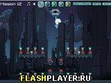 Игра Инопланетная бомбардировка онлайн