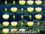 Игра Цветущие цветы онлайн